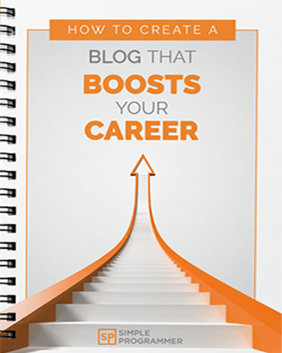 Blogging Course Workbook Cover Image